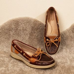 Sperry Top Sider Leather Loafers